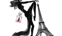 La petite robe noire, un parfum, mais aussi une tendance indémodable
