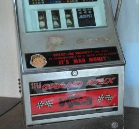 Machine a sous: les règles du jeu en ligne