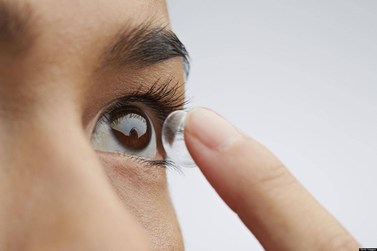 Les lentilles de contact, une bonne solution optique