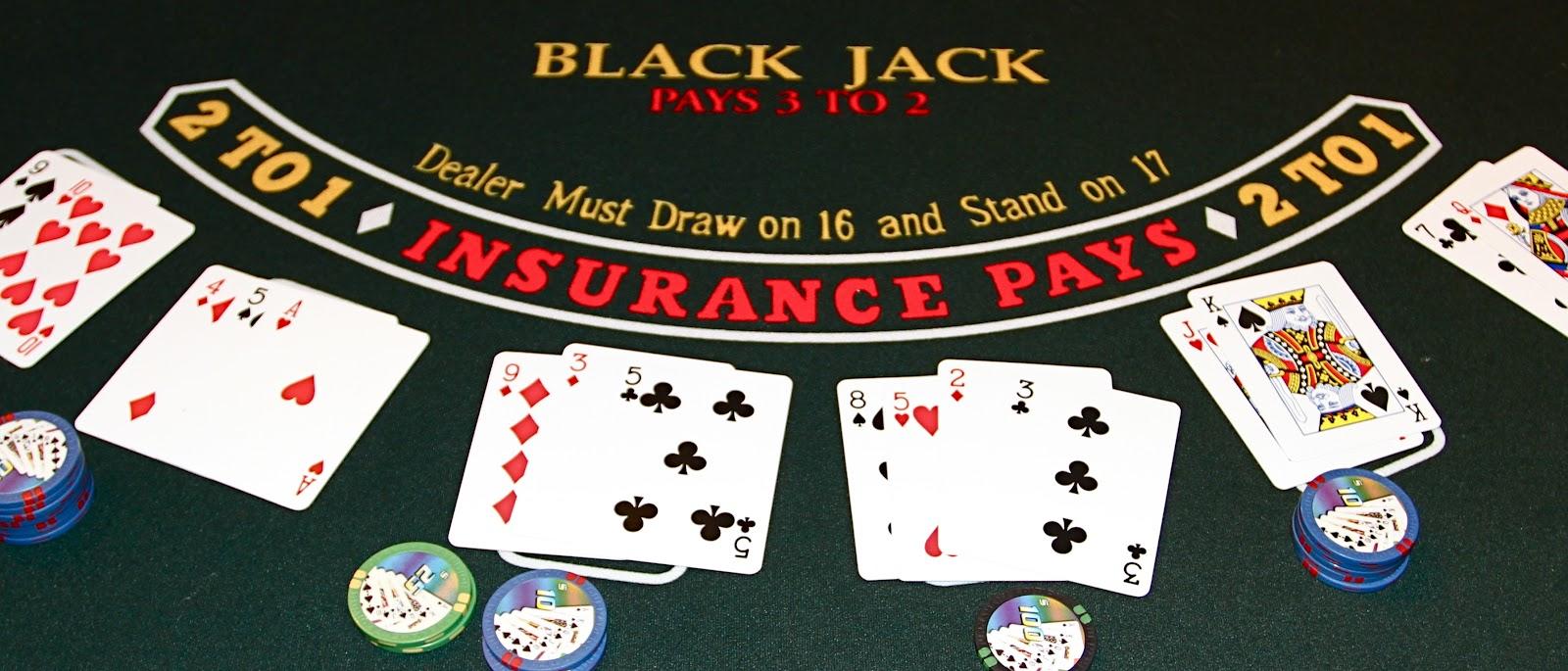 Bien débuter en blackjack en ligne