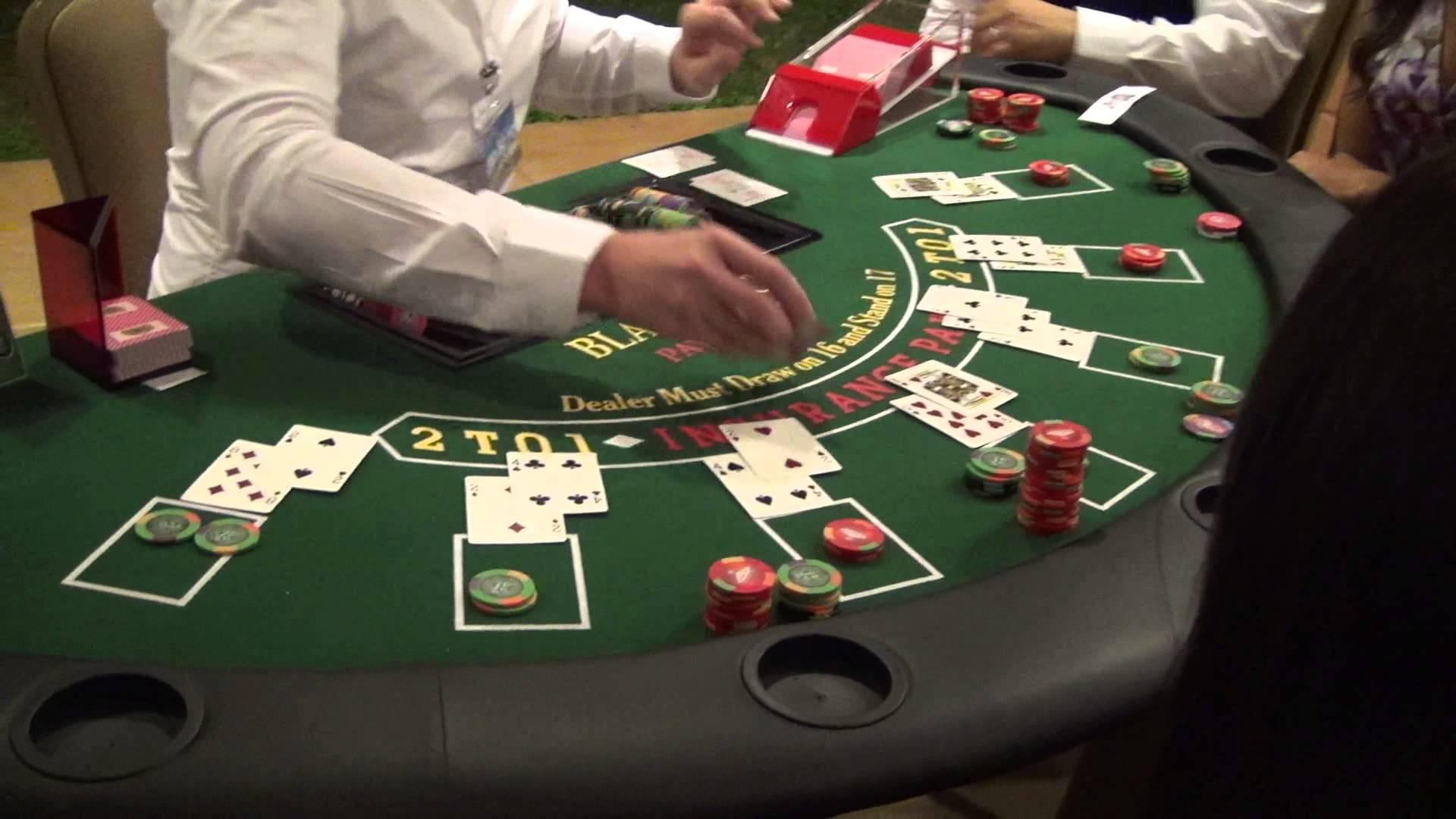 Blackjack: comment empocher le gros lot?