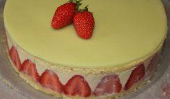 Recette fraisier : c'est mon gâteau préféré et je vous donne la recette
