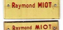 Les avantages d'une plaque de boîte aux lettres