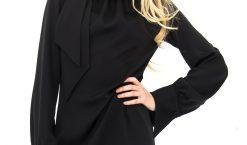 Robe saharienne noire : une tenue agréable et confortable pour l'été